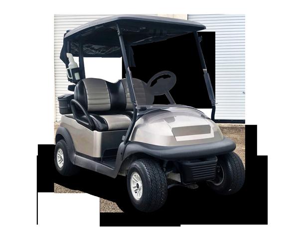 2 Passenger Club Car Golf cart